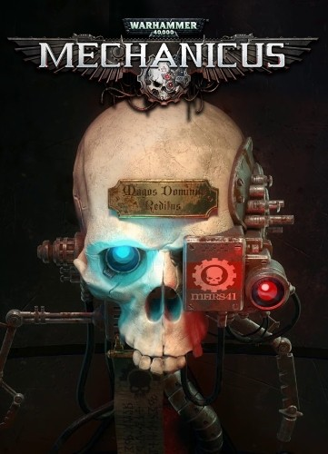 Warhammer 40,000: Mechanicus - Augment [2018-2019, RUS(MULTI), L] CODEX