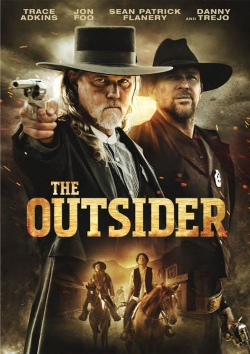 Чужак / The Outsider (2019) WEB-DLRip | L