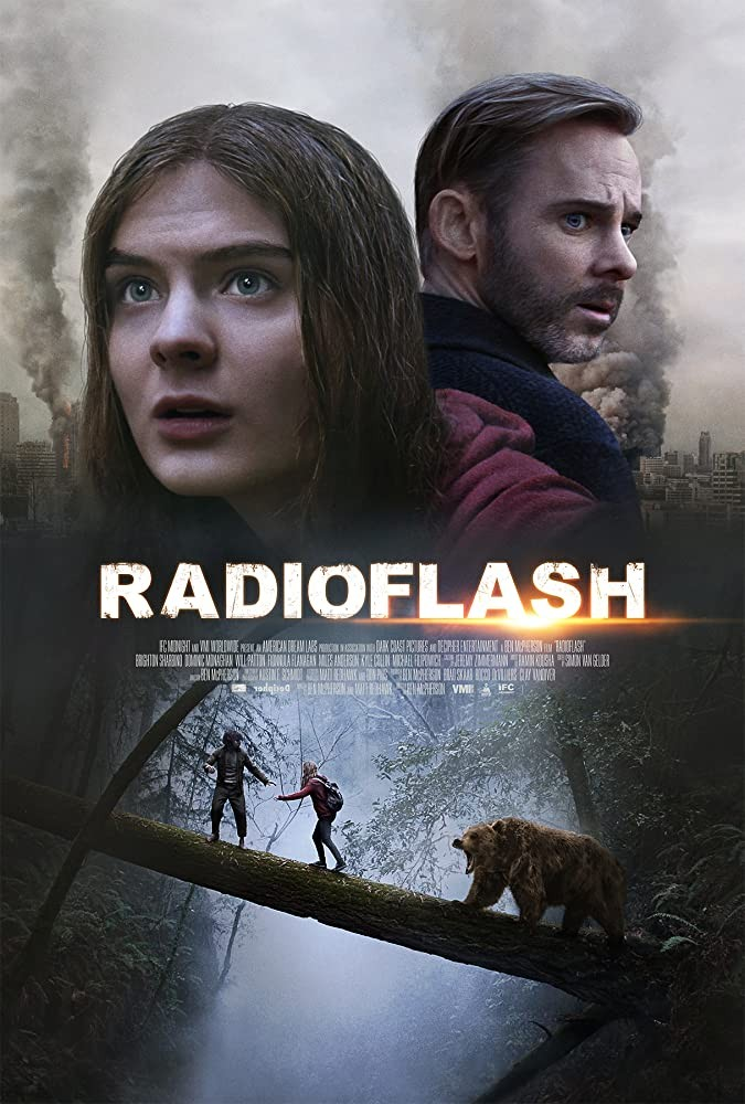 Радиовспышка / Radioflash (2019) WEB-DLRip | L