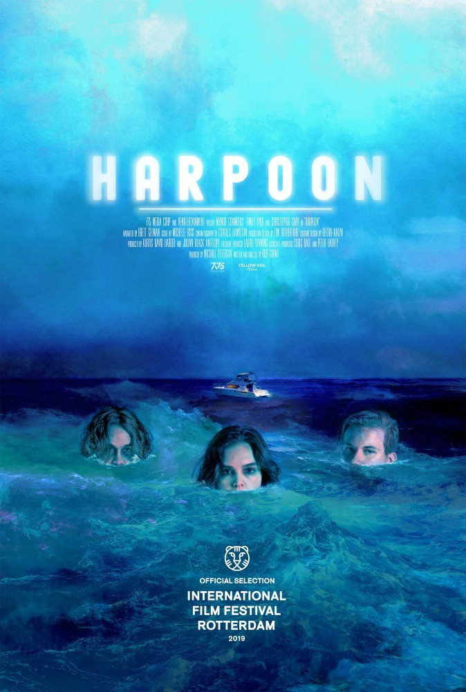 Гарпун / Harpoon (2019) WEB-DLRip | L