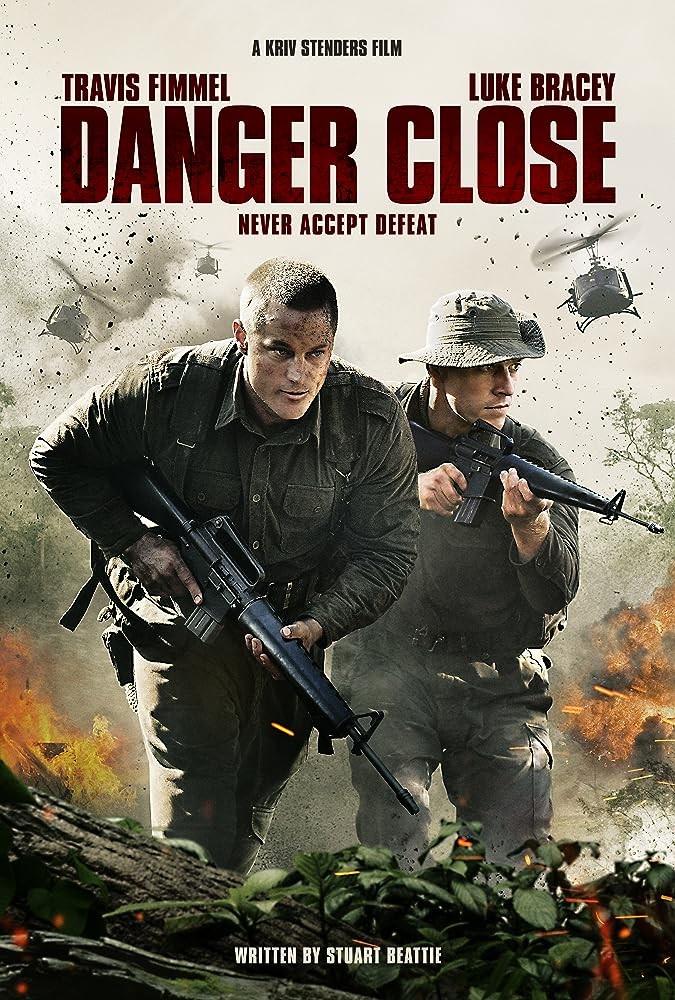 Опасная близость: Сражение при Лонгтане / Danger Close: The Battle of Long Tan (2019) WEB-DLRip   L