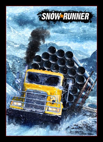 SnowRunner - Premium Edition [2020, RUS(MULTI), Repack] от DjDI