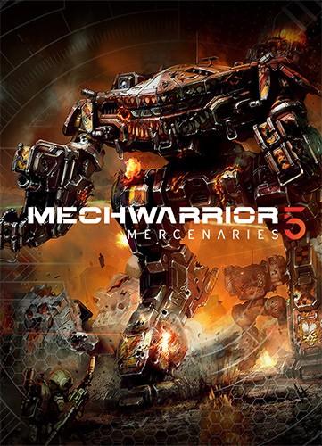 MechWarrior 5: Mercenaries [2019, RUS(MULTI), Р]